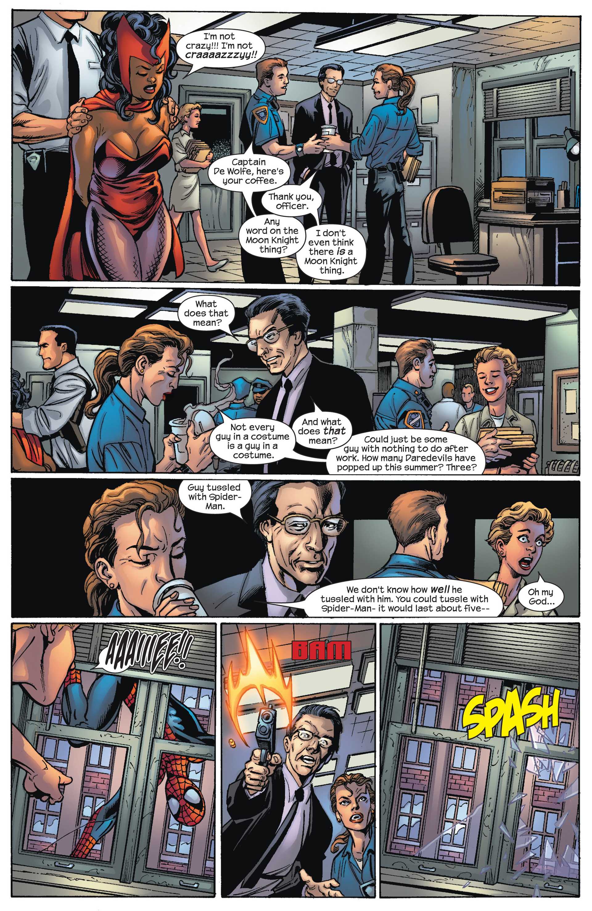 Read online Ultimate Spider-Man (2000) comic -  Issue #81 - 5