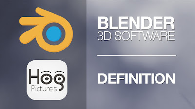 Pengertian dan Sejarah Blender (3D Software) - Hog Pictures