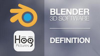 Pengertian dan Sejarah Blender (3D Software) - Hog Pictures