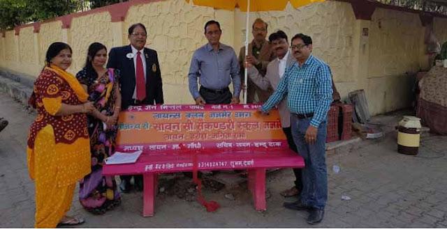 Ajmer, Rajasthan, Lions Club Ajmer, Dharmendra Gehlot, Ajmer Nagar Nigam, Ajmer Mayor