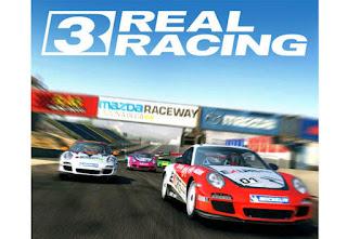 REAL RACING 3 GAME HD OFFLINE TERBAIK ANDROID
