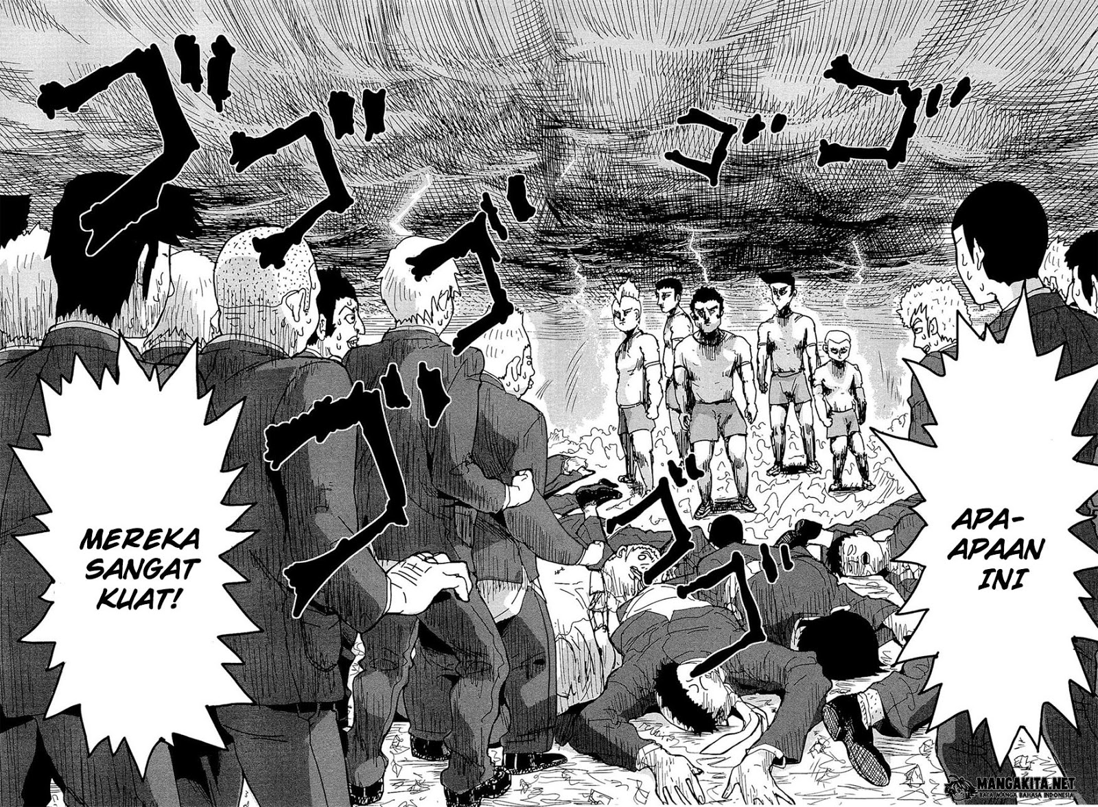Mob Psycho 100 Chapter 12-9
