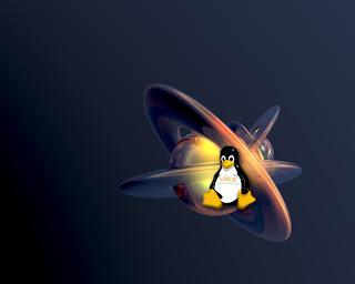 linux işletim sistemli penguen arkaplanı penguenler