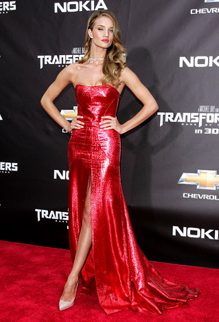 Style Crush: Rosie Huntington-Whiteley