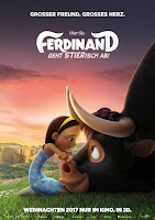 Ferdinand Movie Poster 4