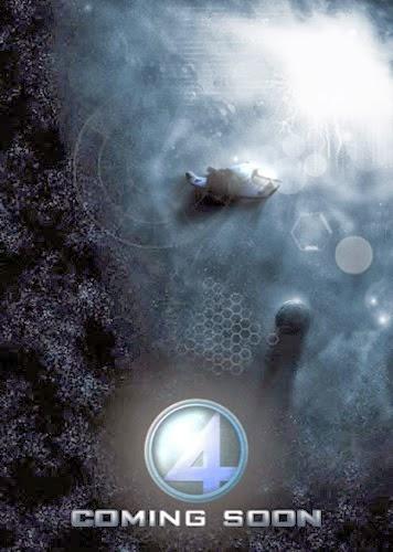 Fantastic Four 4 Reboot 2015