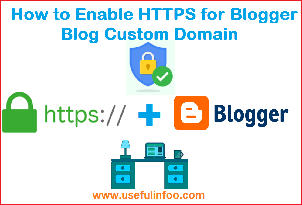 Enable HTTPS for Blogger Custom Domain