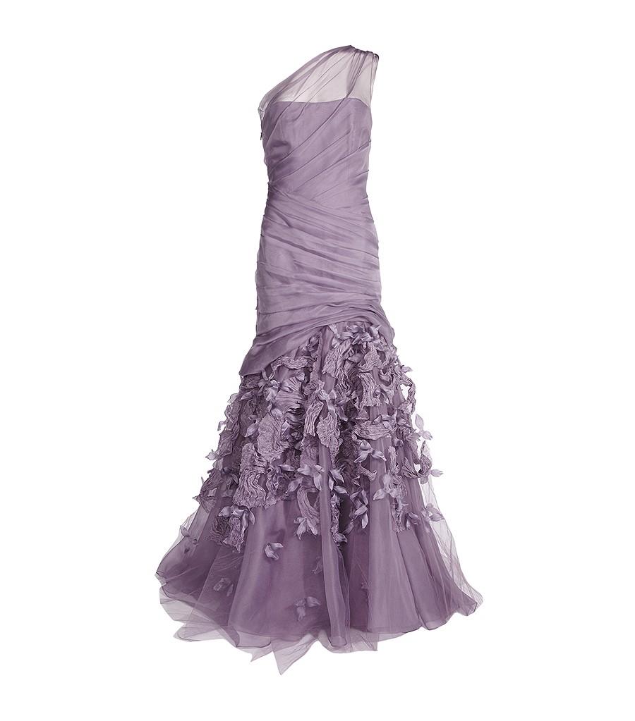 MONIQUE LHUILLIER Gowns | Evening gowns | plumede