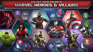 MARVEL Contest of Champions Apk v10.0.2-2