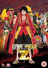 pelicula One Piece Film Z (2012)