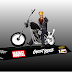 Papercraft Ghost Rider