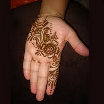 Easy Mehndi Designs All About
