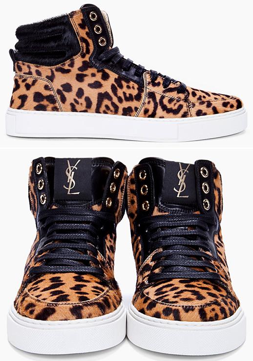 Inspo Leopard Sneakers Zoom
