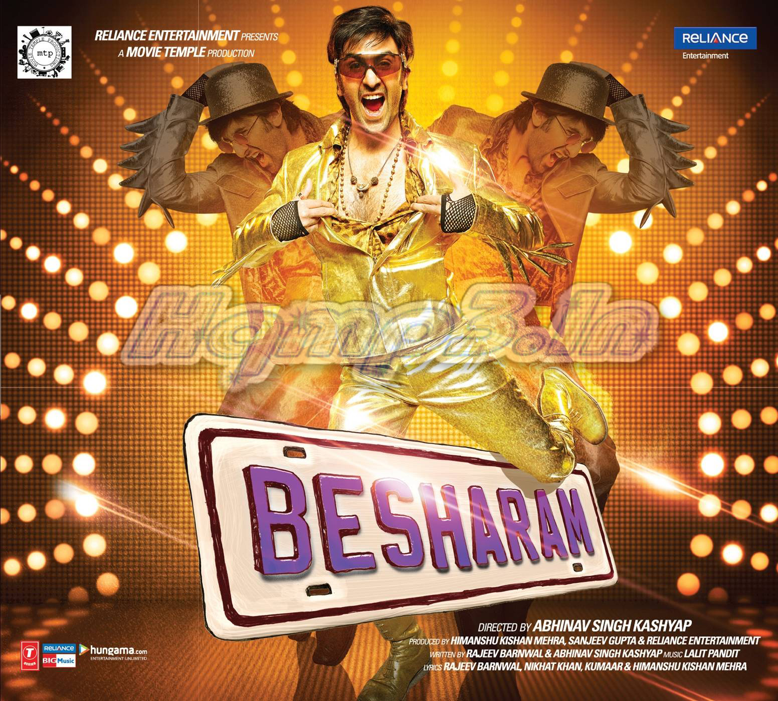 Im Roder Mp3 Song Download: BESHARAM Songs [2013] Hindi Mp3 Songs - Hqmp3.In