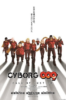 detail dan nonton trailer anime Cyborg 009: Call of Justice 1 (2016)