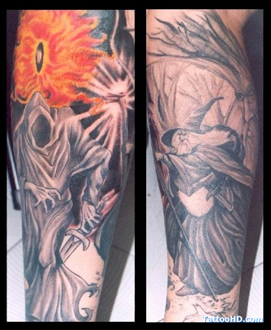 My Tattoo Designs: Devil Demon Tattoos
