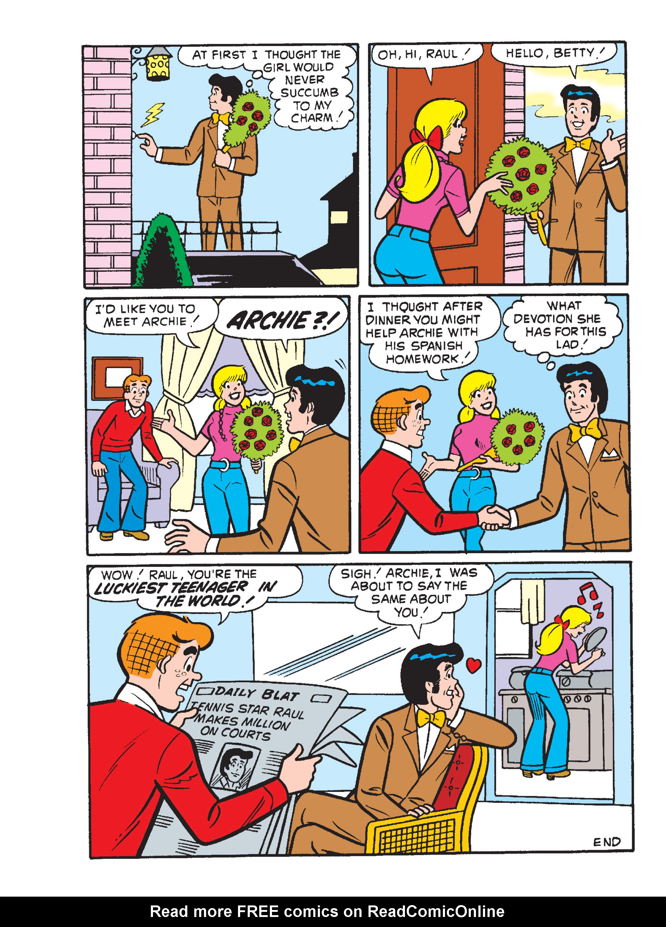 Read online Archie 1000 Page Comics Blowout! comic -  Issue # TPB (Part 2) - 104