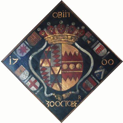 Couronne de baron des Anciens Pays-Bas