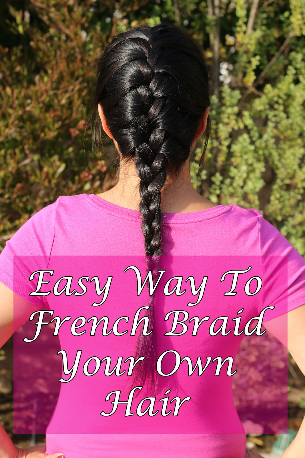 How To French Braid Hair Black Hair Solution For How To For Dummies