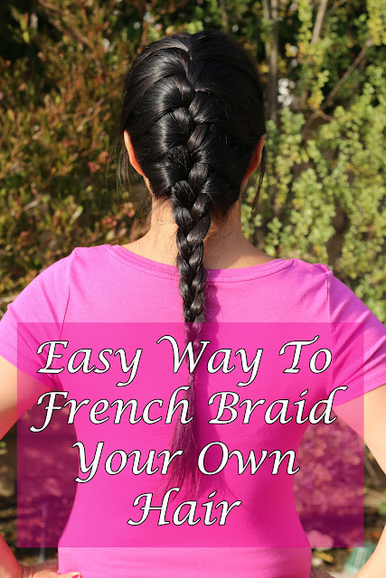 French Braid My Hair