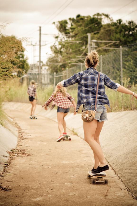 Kirsty Mcphee Photography Skate Fashion