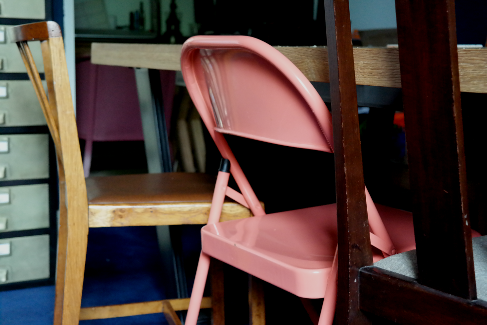 This Little Big Life: Chairs