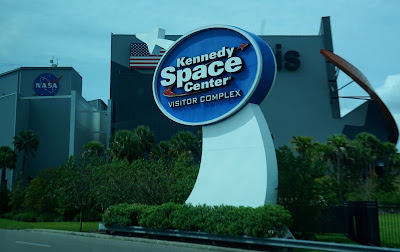A Day at Kennedy Space Center - Florida