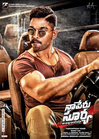 Download Naa Peru Surya Naa Illu India (2018) Hindi Dubbed Movie