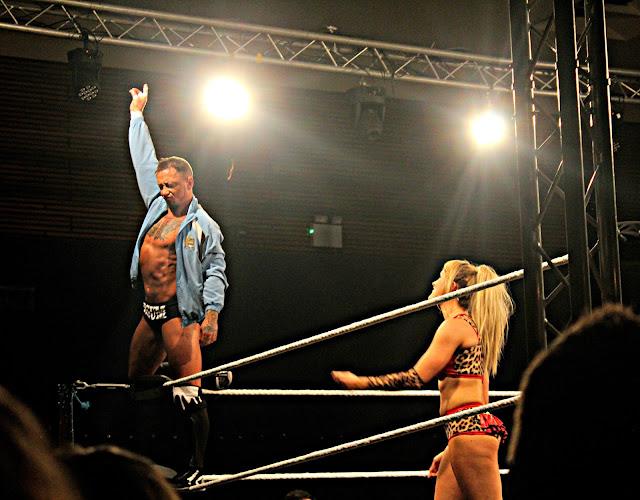 Bubblegum NGW wrestler