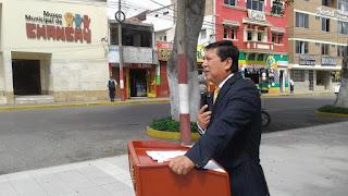 Resultado de imagen para juanelo alcalde de chancay