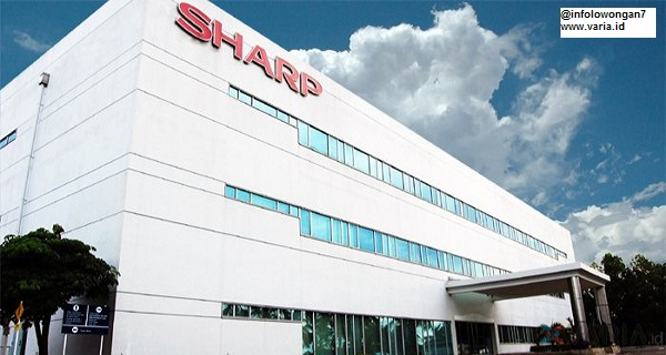 Loker Pt Sharp Lowongan Kerja Pt Sharp Indonesia September 2016 Lowongan Kerja Sharp Electronics Selama Lebih Dari 40 Tahun Sharp