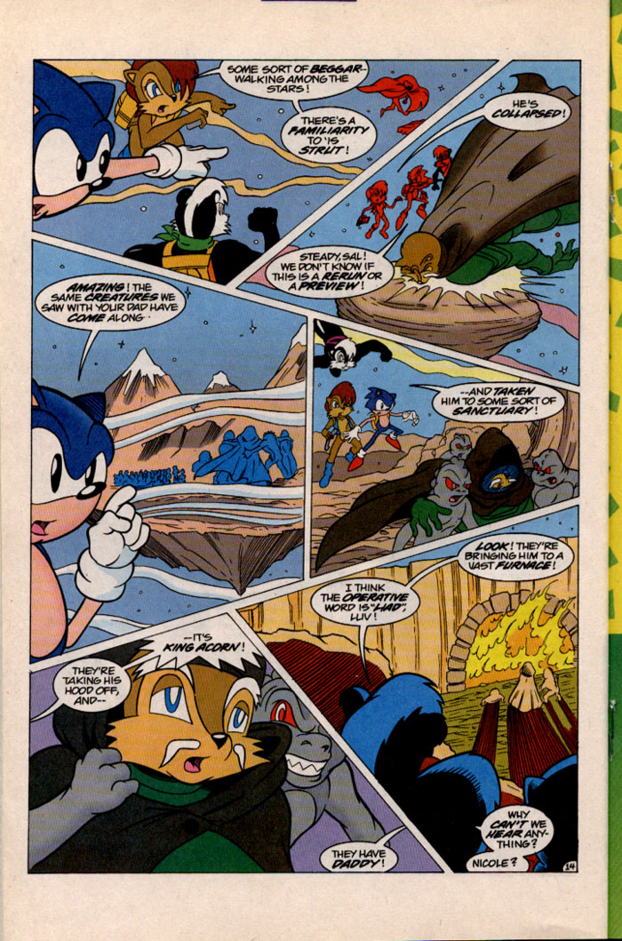 Read online Sonic The Hedgehog comic -  Issue #41 - 15