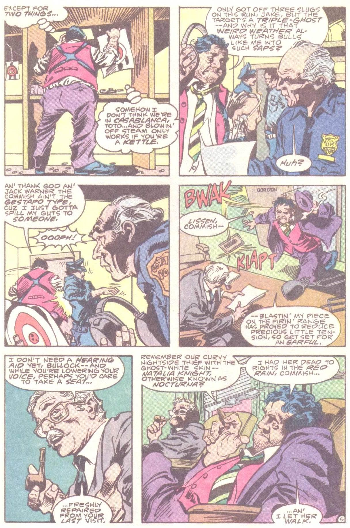Detective Comics (1937) 556 Page 8