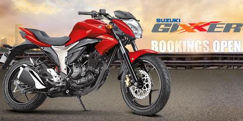 Suzuki Gixxer Jawab 'Tantangan' Byson dan New MegaPro