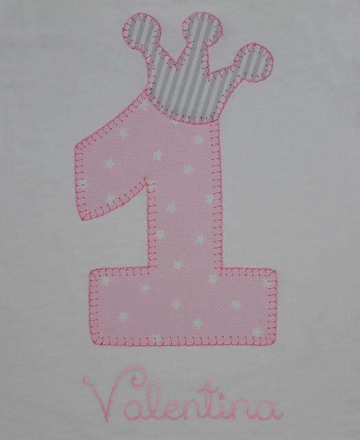 camiseta cumpleaños 1 año