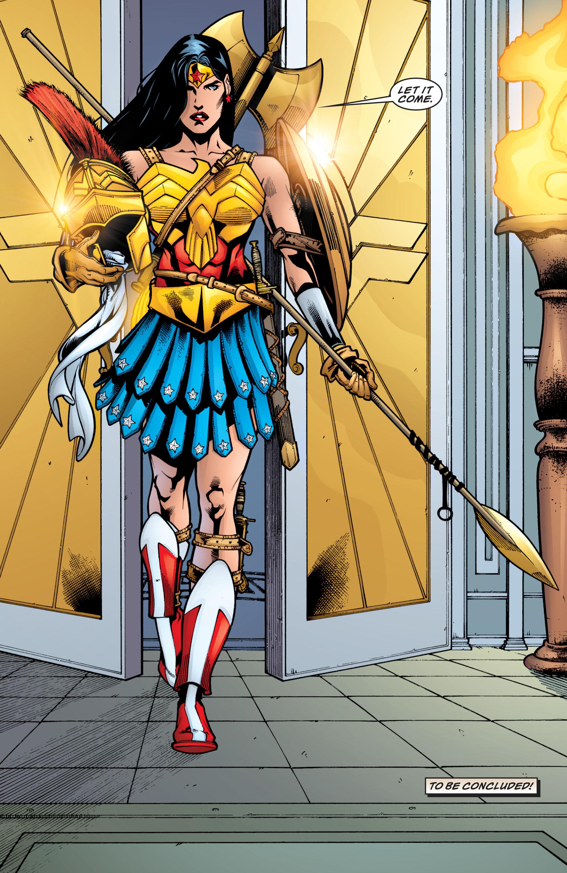 Read online Wonder Woman (1987) comic -  Issue #209 - 22