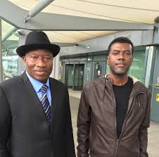 Reno Omokri:Why the Desperation to Rope in Dr. Goodluck Jonathan?