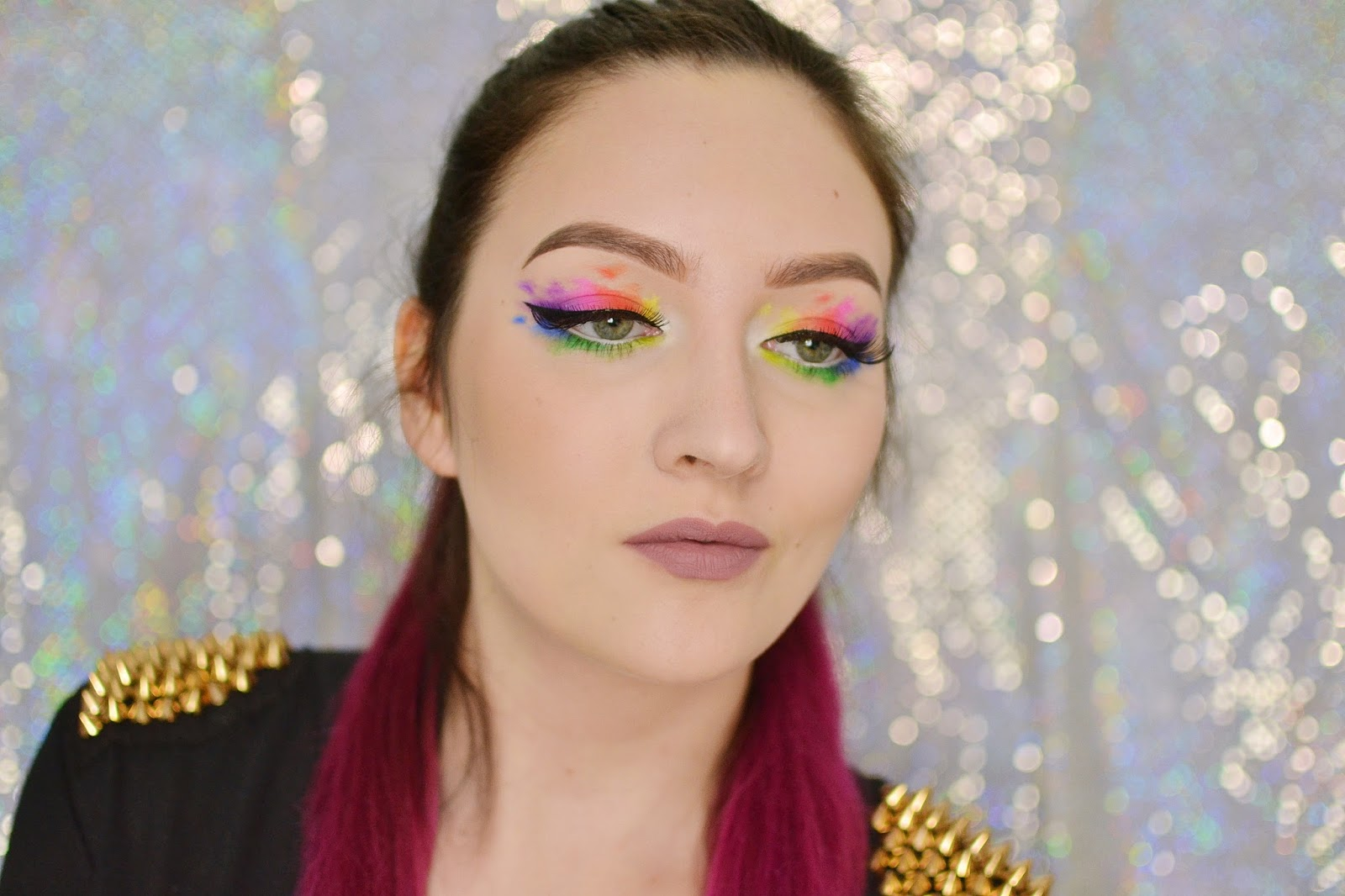 WATERCOLOR MAKEUP TUTORIAL