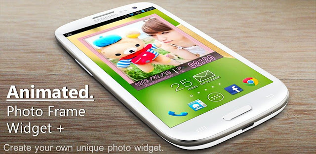 Animated Photo Widget+ v.6.9.2 Pro Apk Gratis Terbaru