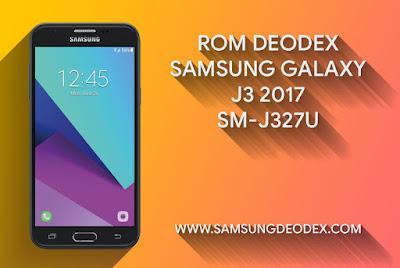 ROM DEODEX SAMSUNG J327U XAA USA