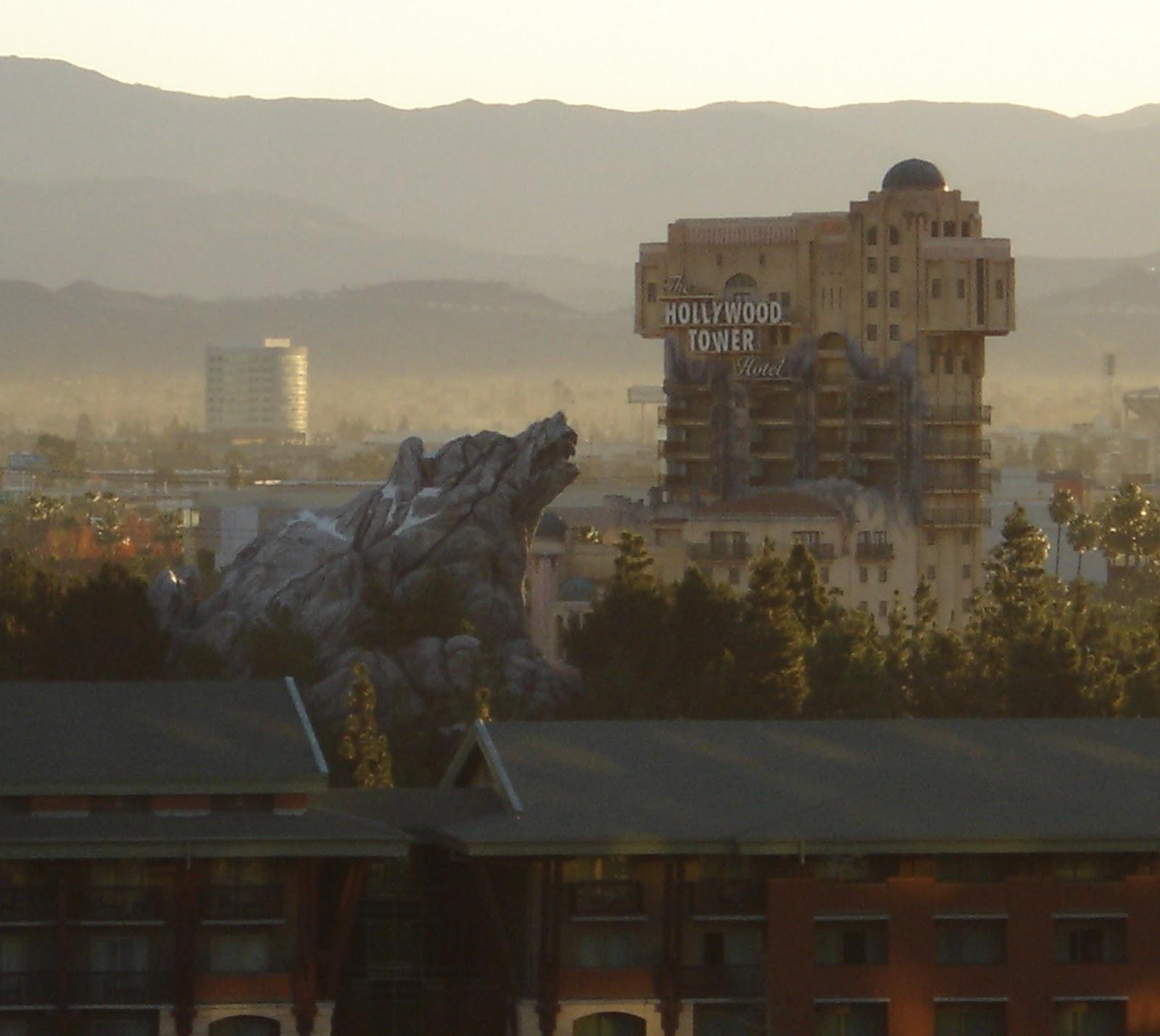 Culver City P O Disneyland Hotel
