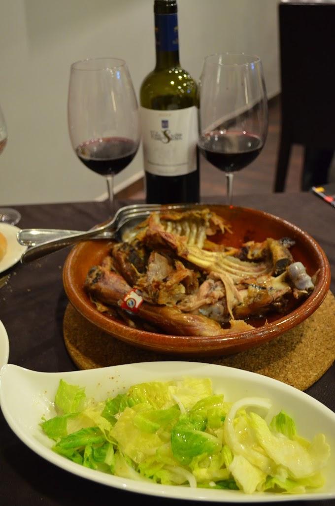 XV Jornadas Gastronómicas del Lechazo en  Aranda de Duero