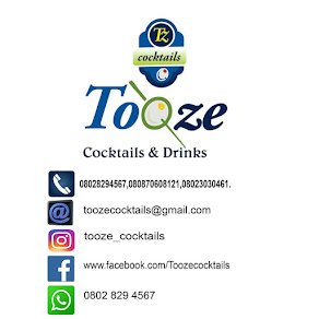 Tooze Cocktail Beverages!