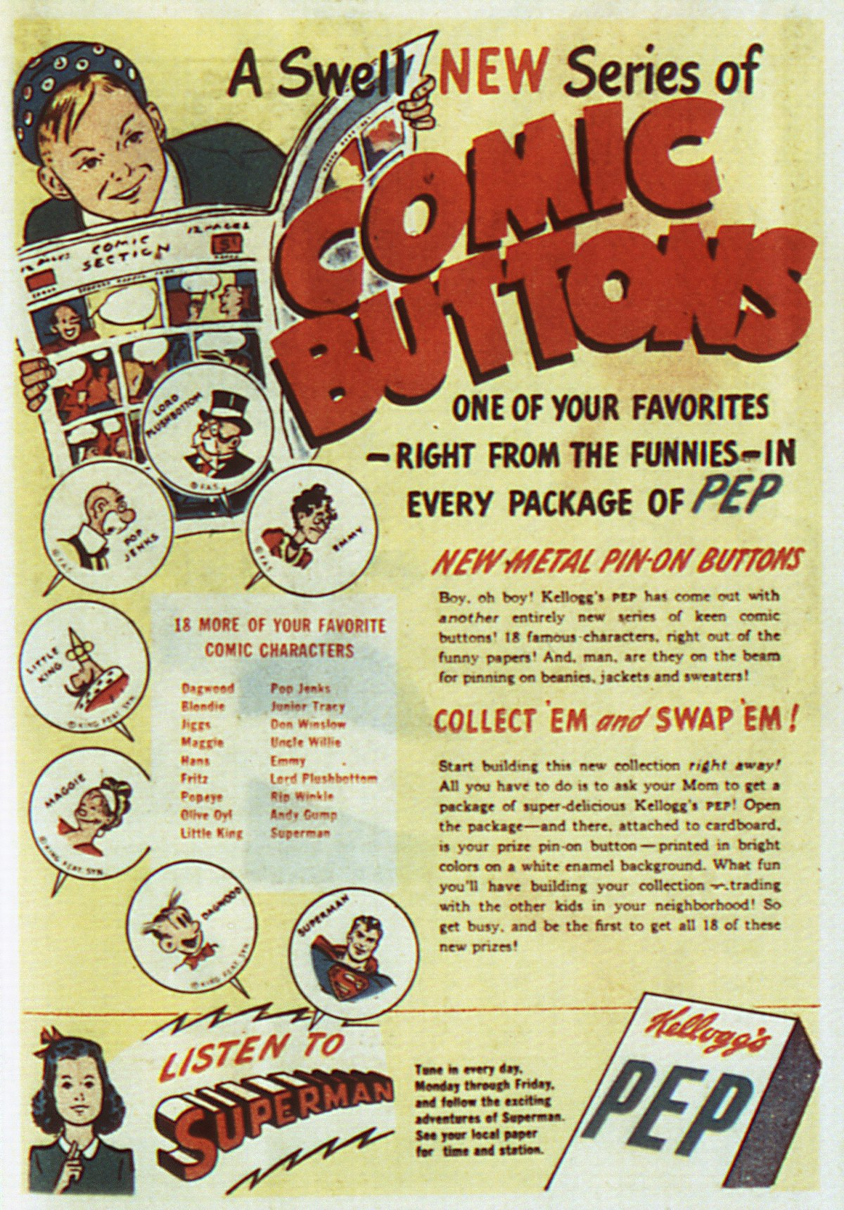 Read online Action Comics (1938) comic -  Issue #96 - 23