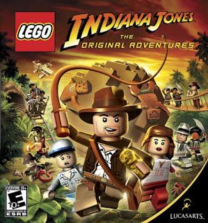 LEGO Indiana Jones: The Original Adventures Cover