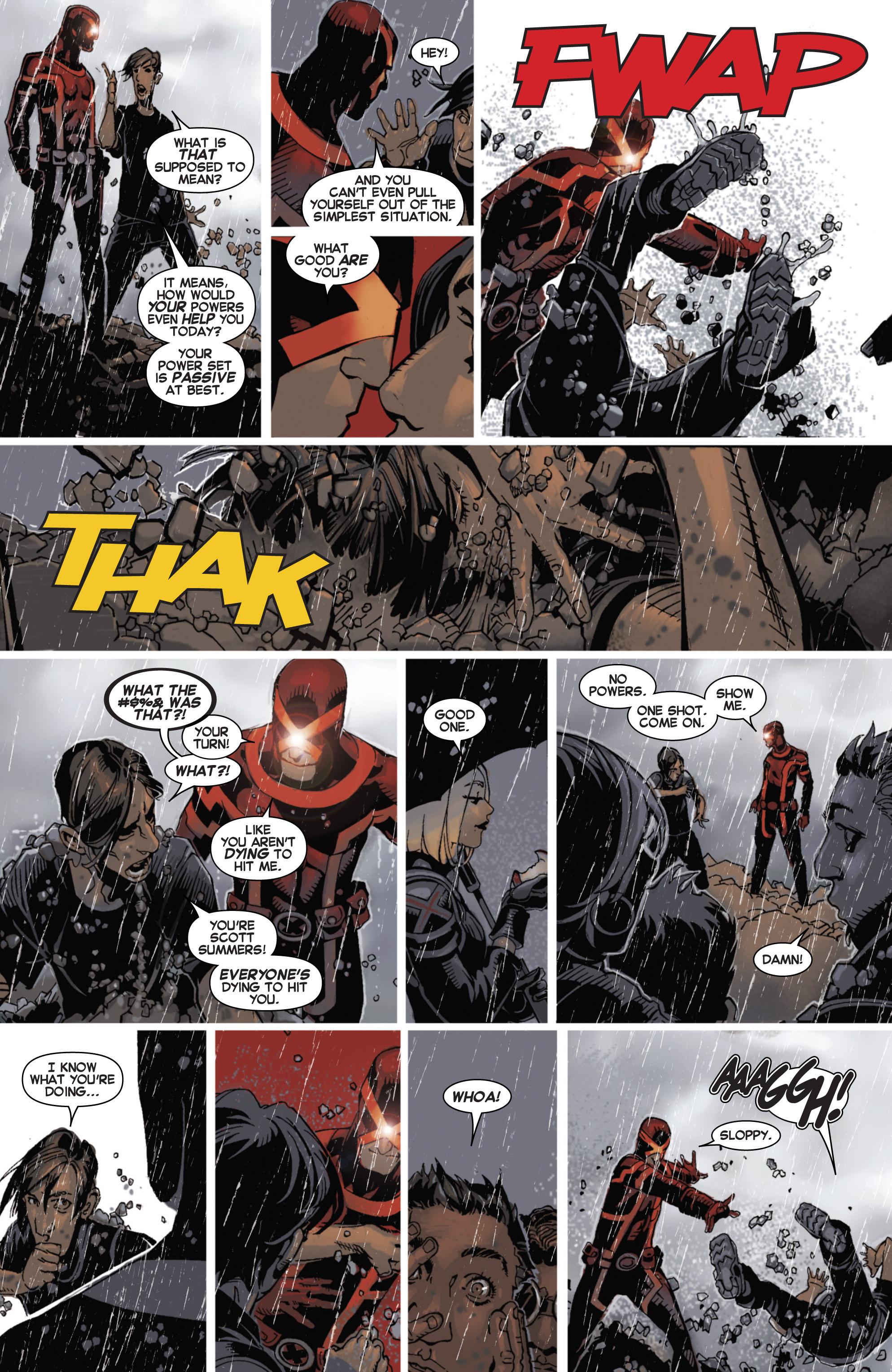 Read online Uncanny X-Men (2013) comic -  Issue #14 - 5