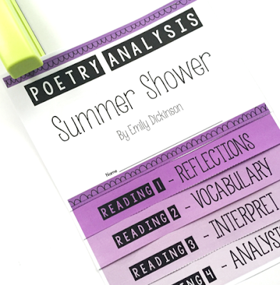 Teaching summer school? No problem! I've got summer school lesson plans for the first days of summer school. There's units for teaching ELA in summer school, too!