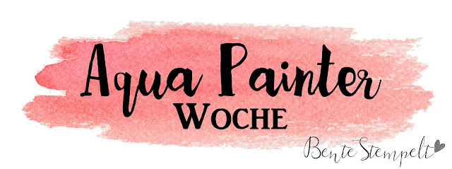 Stampin Up Erklärung Anleitung Aqua Painter Aquarell Watercolor Tutorial Papier Aquarell Papier Aquarellpapier Seidenglaz Papier Unterschied