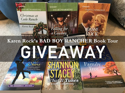 Bad Boy Rancher giveaway graphic