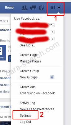 Cara Mematikan Video Facebook Supaya Tidak Jalan Sendiri